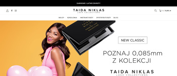 TAIDA NIKLAS LASH COLLECTIONS